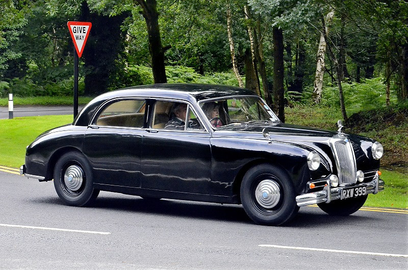 RXW 399 RILEY PATHFINDER 1955