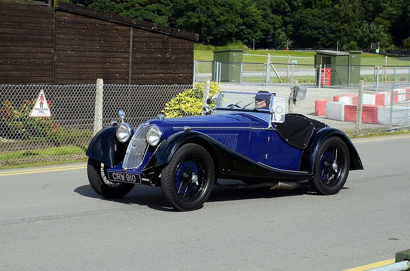 CRW 910 RILEY SPORTS 1937