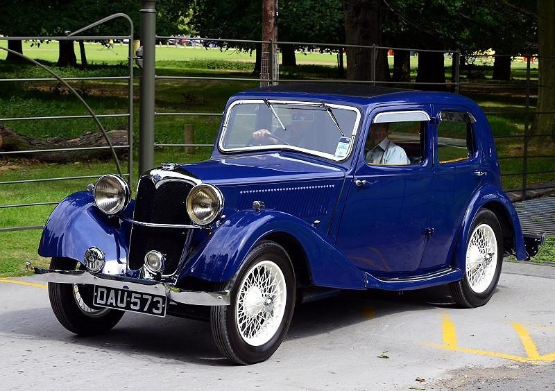 DAU 573 RILEY FALCON 1937
