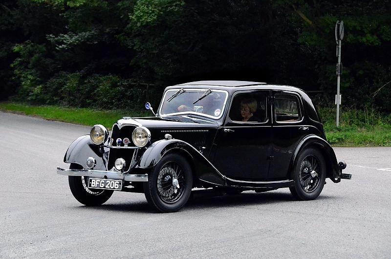 BFG 206 NINE KESTREL 1936