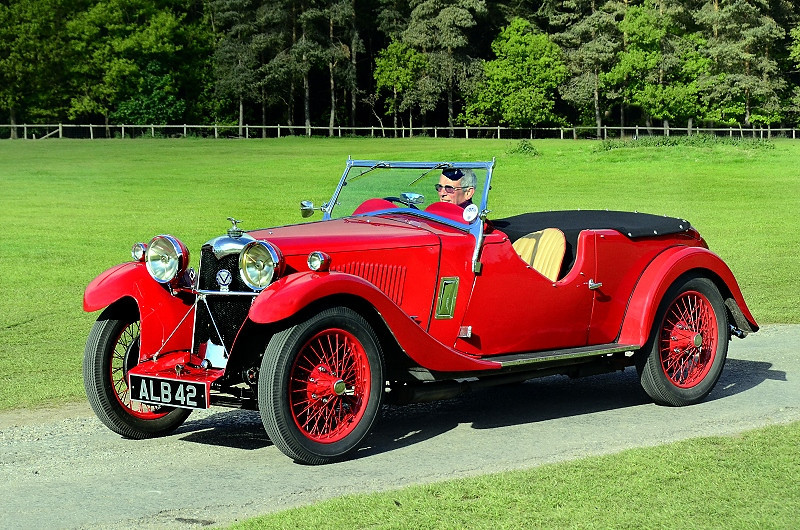 ALB 46 RILEY LYNX 1933