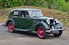 CXW 835 RILEY MERLIN SALOON 1936