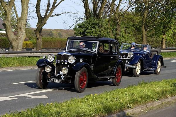 KV 2945 RILEY 1932