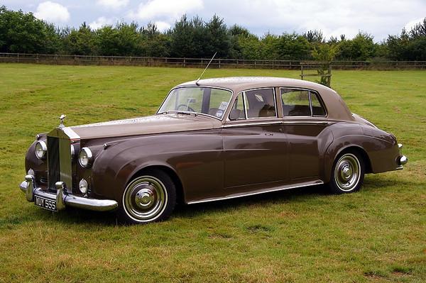 WUY 555 ROLLS ROYCE 1959