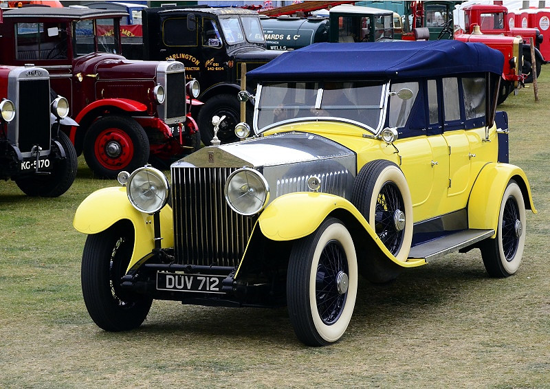 DUV 712 ROLLS ROYCE 1931