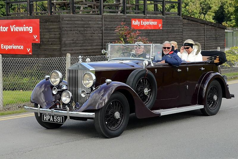 HPA 491 ROLLS ROYCE 1938