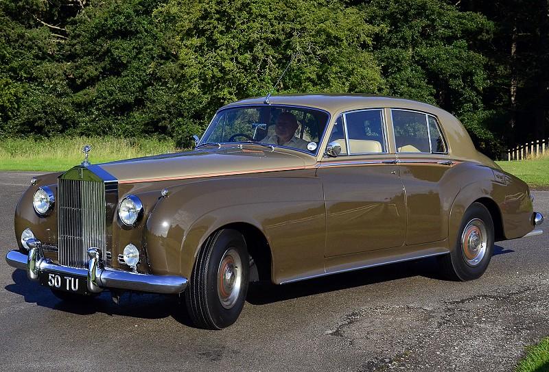 50 TU RR SILVER CLOUD II 1959