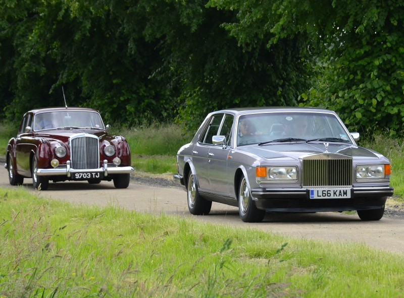 SILVER SPIRIT II & BENTLEY S1