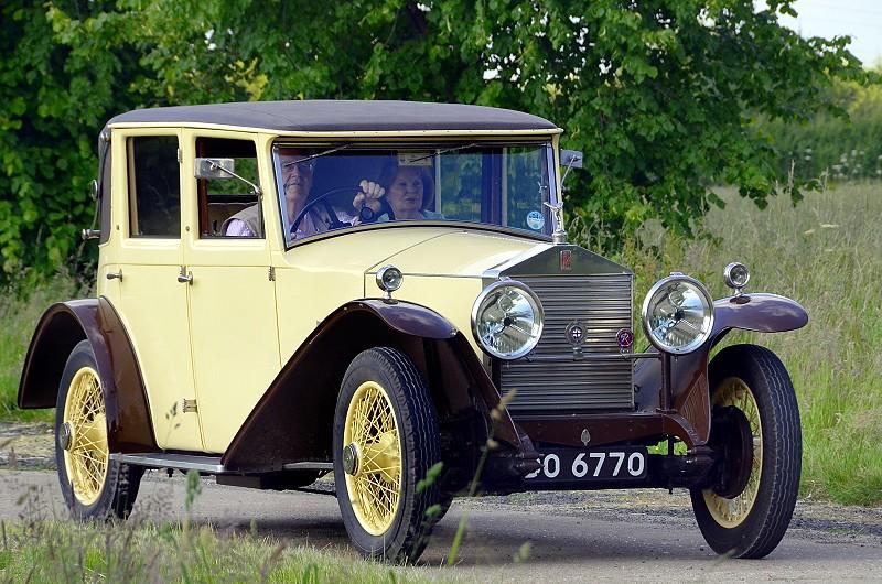 DO 6770 20HP PARK WARD 1928