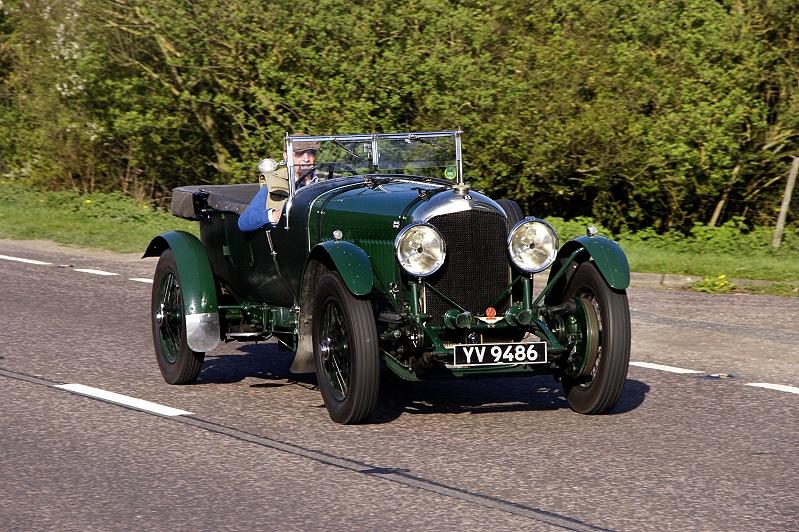 YV 9486 BENTLEY 1928