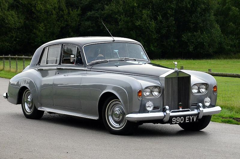 990 EYV RR SILVER CLOUD 1963