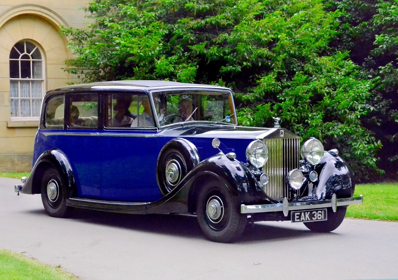 EAK 361 RR WRAITH 1939