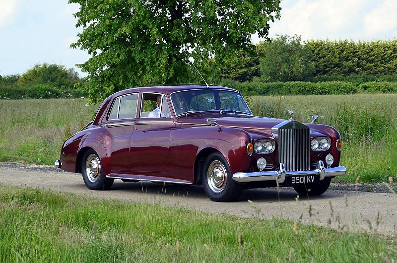 9501 KV SILVER CLOUD 1963