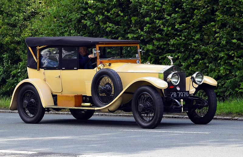 PB 7076 ROLLS ROYCE 1921