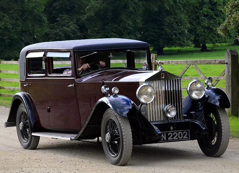 GN 2202 20-25 BARKER 1930
