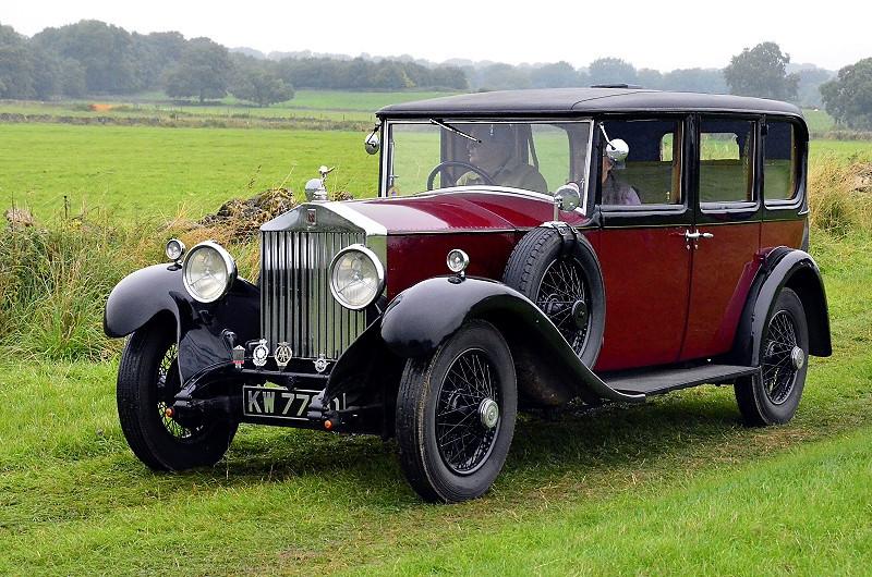 KW 7700 ROLLS ROYCE 1930