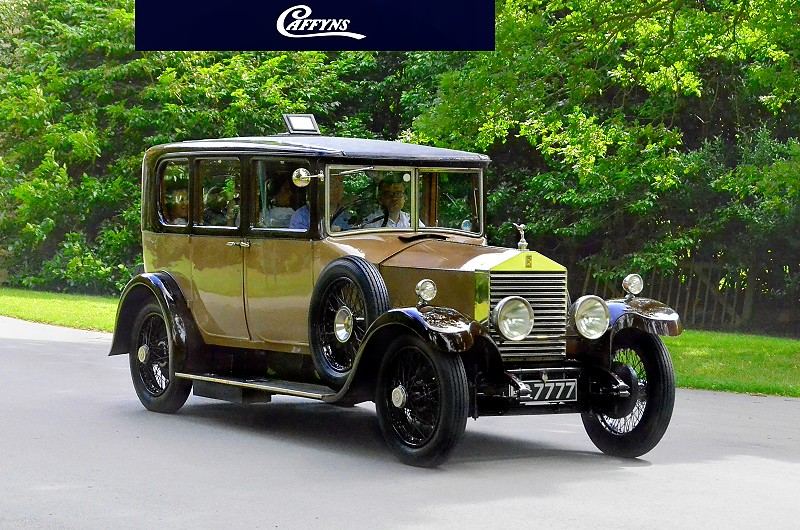 HC 7777 RR 20HP CAFFYNS LIMO
