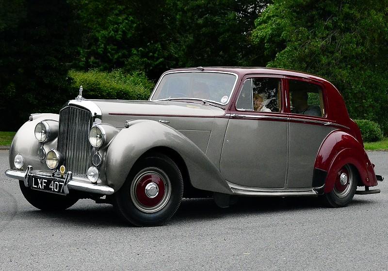 BENTLEY VI 1950