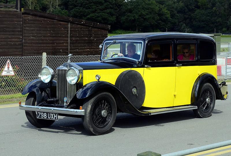 798 UXH ROLLS ROYCE PHANTOM I 1934