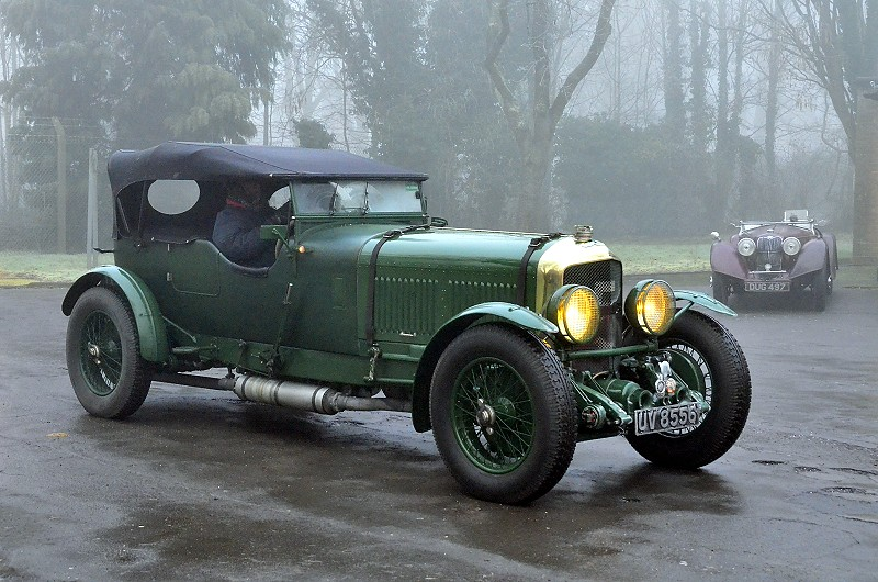 UV 8556 BENTLEY 1929 6 5L