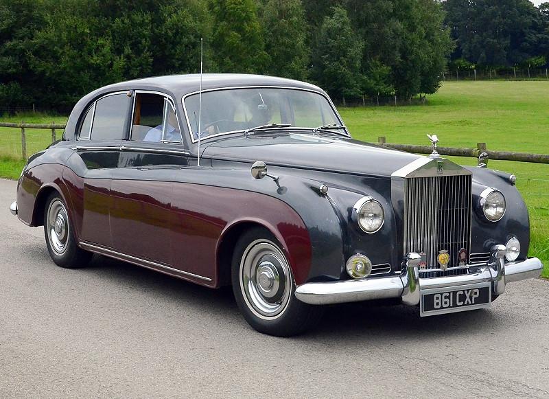 861 CXP RR SILVER CLOUD 1957