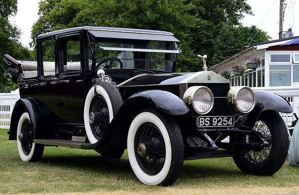 BS 9254 RR SILVER GHOST 1924