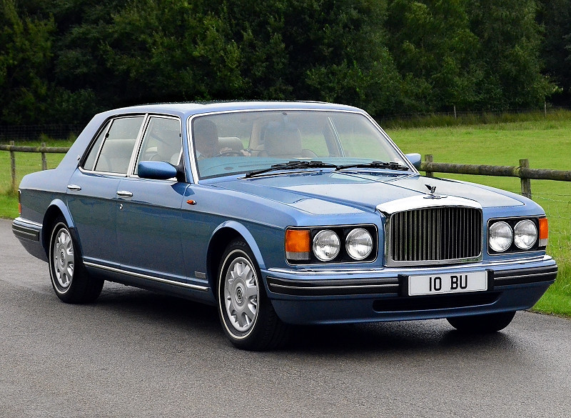 10 BU BENTLEY BROOKLANDS