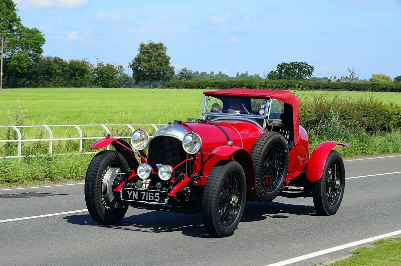 YM 7165 BENTLEY 1926