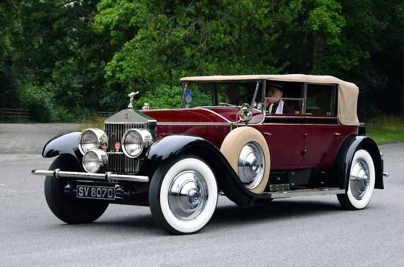 SV 8070 RR PHANTOM 1928