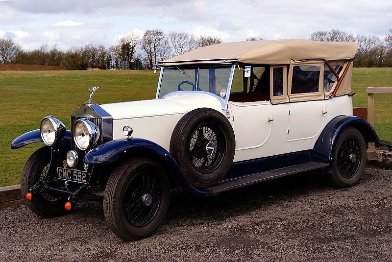 CMC 552 ROLLS ROYCE 1935