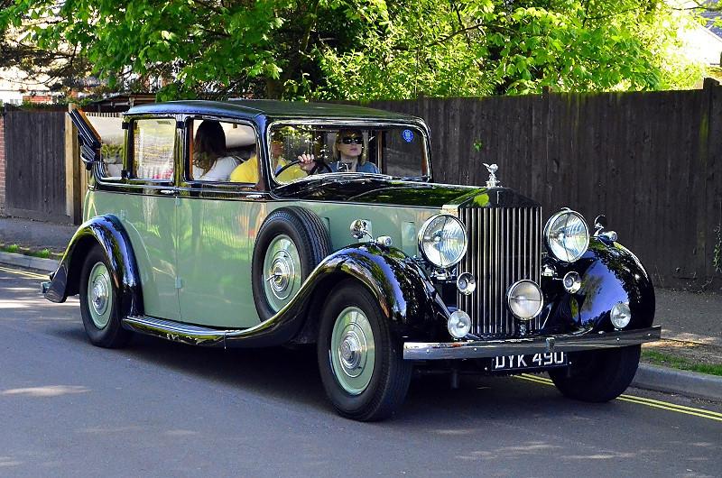 DYK 490 ROLLS ROYCE 1937