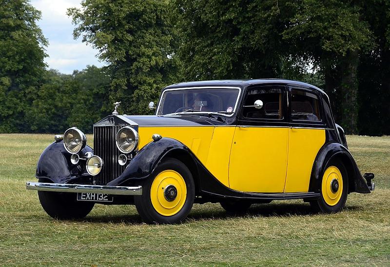 EXH 132 RR PHANTOM III 1938