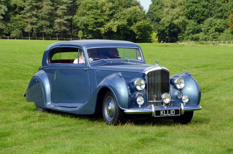 BENTLEY 2 DR COUPE