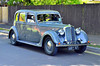 GBY 117 ROVER 12 SPORTS SALOON 1947
