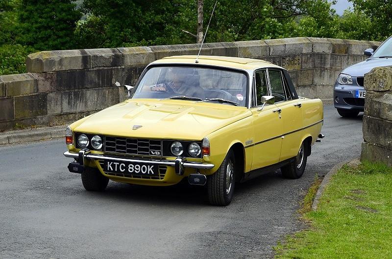 KTC 890K ROVER 2500 V8