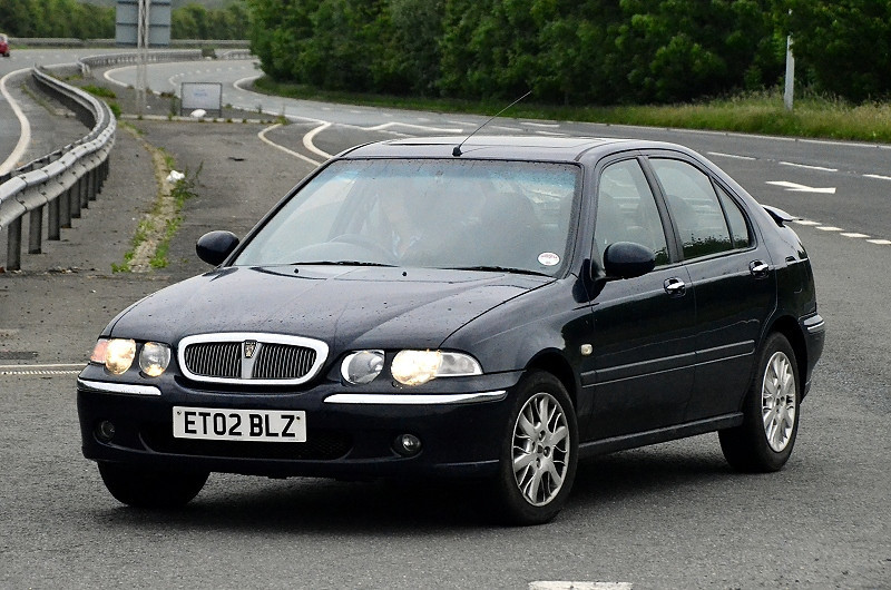 ET02 BLZ ROVER 45 2002