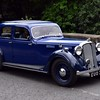 EUO 301 ROVER 16HP SPORTS SALOON 1938