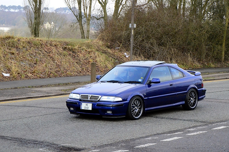 H1 BHX ROVER 220 COUPE TURBO