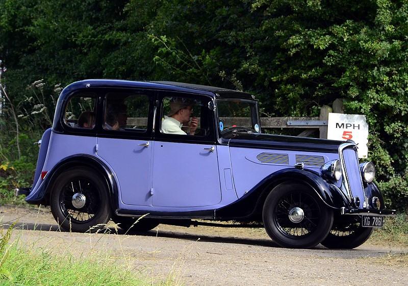 KG 7861 STANDARD 9 1936