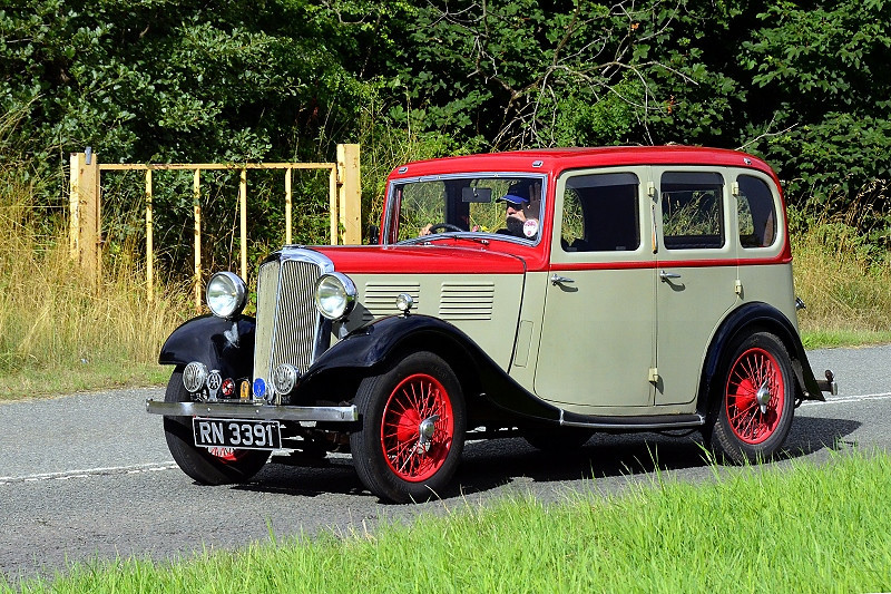 RN 3391 STANDARD 10-12 SPEED 1934