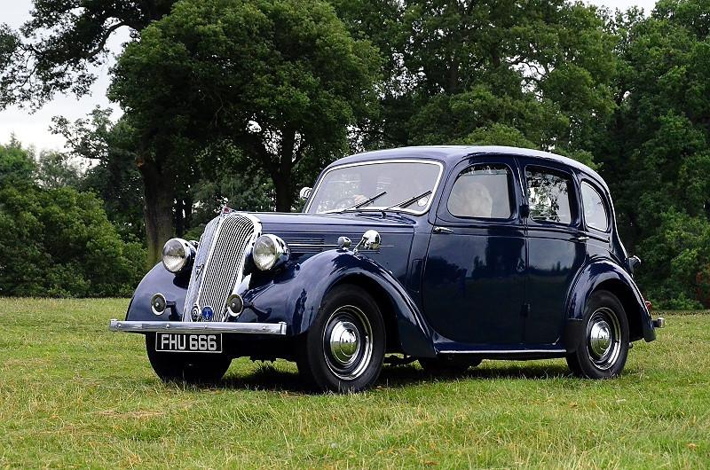 FHU 666 STANDARD 12 1938