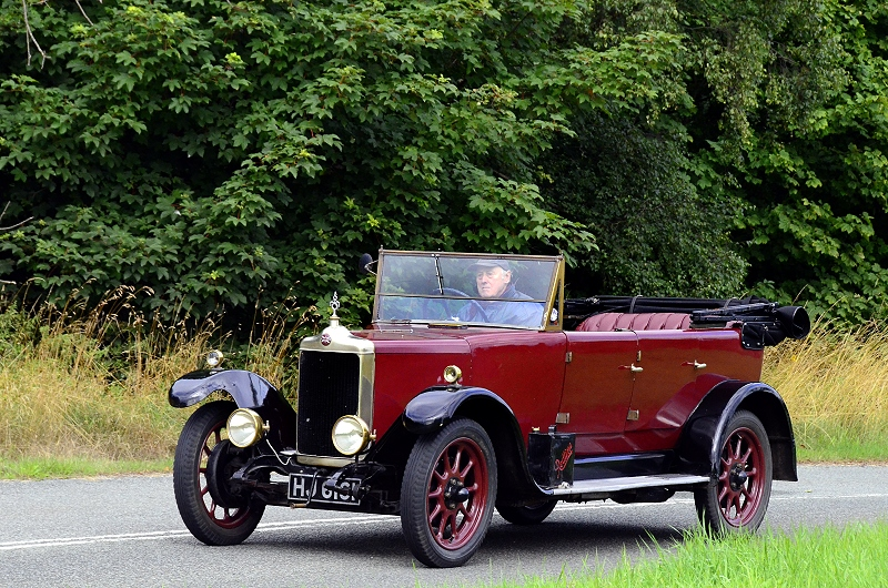HJ 6161 STANDARD 12-24 1926,