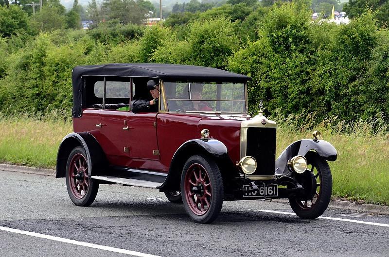 HJ 6161 STANDARD 12-24 1926
