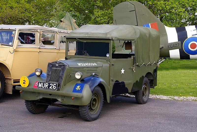 MUR 26 STANDARD UTILITY 12HP 1951