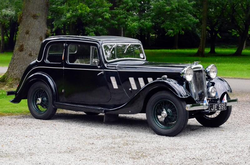 JE 595 AVON STANDARD 16HP 1934