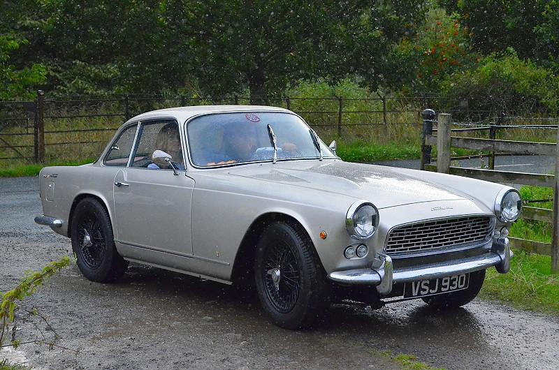 VSJ 930 TRIUMPH ITALIA 1960 2L