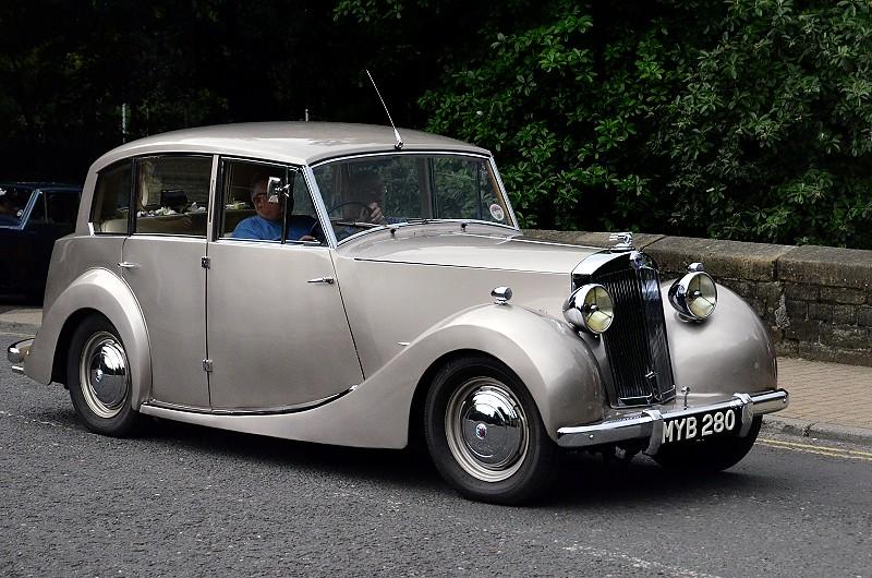 MYB 280 TRIUMPH RENOWN 1950