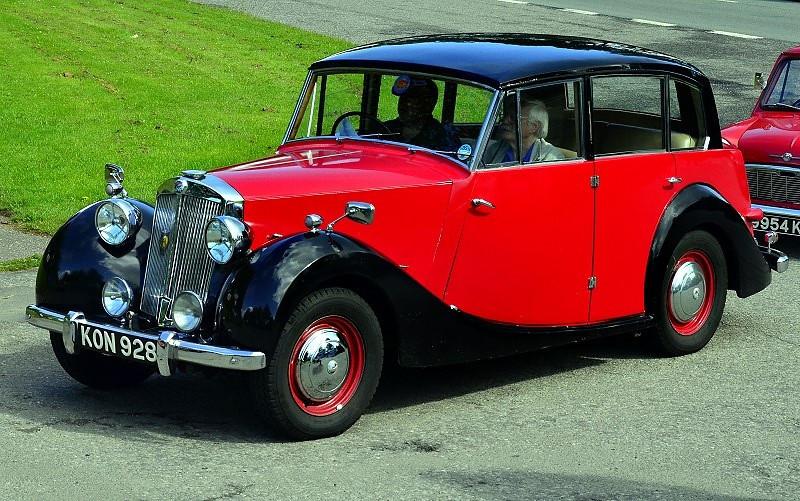 KON 928 TRIUMPH RENOWN 1950