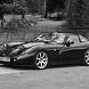 TVR. : TVR was an independent British manufacturer of sports cars. Until 2006 it was based in the English seaside town of Blackpool, Lancashire, but has since split up into several smaller subsidiaries and has been relocated elsewhere. The company manufactured lightweight sports cars with powerful engines and was, at one time, the third-largest specialised sports car manufacturer in the world, offering a diverse range of coupés and convertibles. Most vehicles use an in-house straight-6 cylinder engine design; others an in-house V8. TVR sports cars are composed of tubular steel frames, cloaked in fibreglass bodywork.