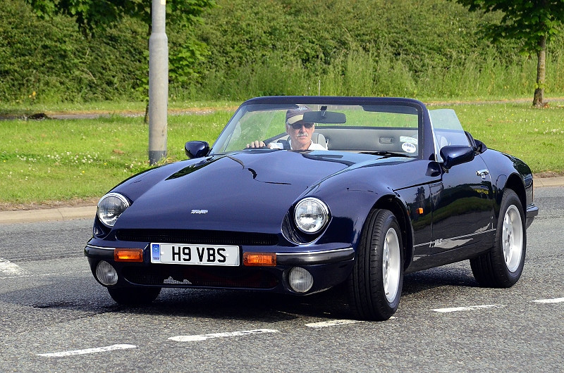 H9 VBS TVR V8 S